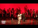 Bboy Junior -VS- Bboy Neguin - Freestyle Breaking Battle - 310XT FILMS - URBAN DANCE CAMP