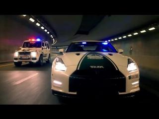 Самые дорогие и быстрые патрульные машины в мире!!!