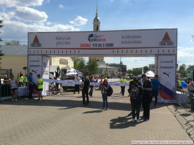 t6VWzjUbOL4 - Wings for Life World Run (5 фото)