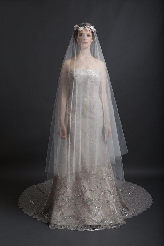 OeryCKPnQbc - Весенняя свадебная коллекция 2016 от SAREH NOURI