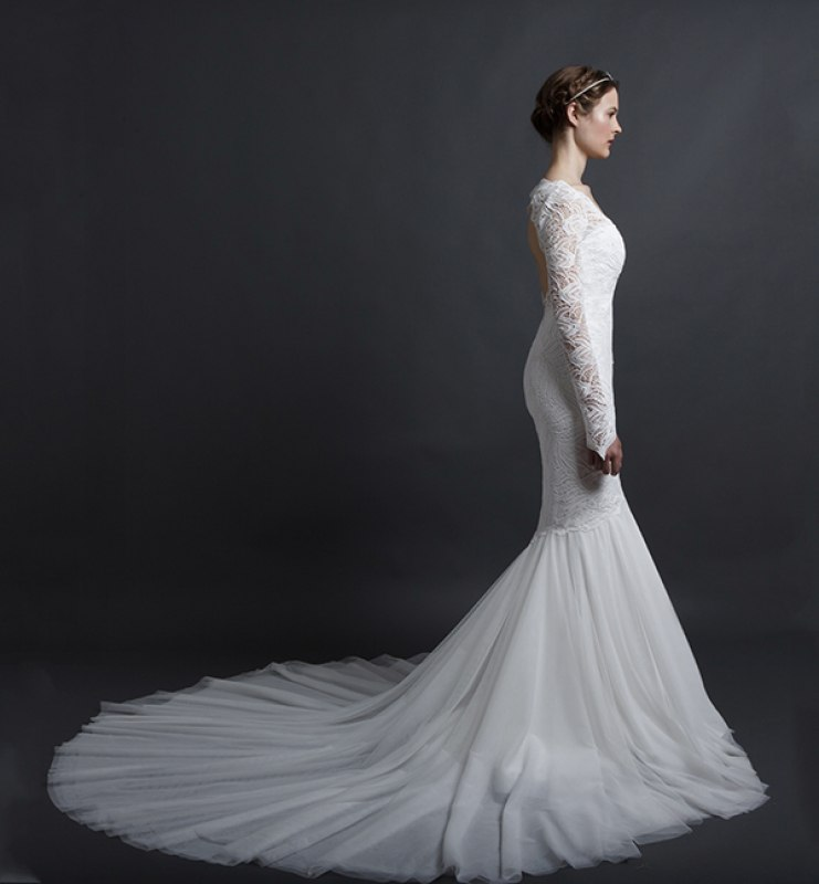 GLjfwD8iCgg - Весенняя свадебная коллекция 2016 от SAREH NOURI