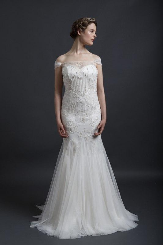 oBEddX  hu0 - Весенняя свадебная коллекция 2016 от SAREH NOURI