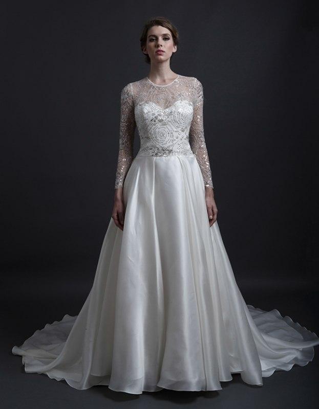 BgalN0f18Qo - Весенняя свадебная коллекция 2016 от SAREH NOURI