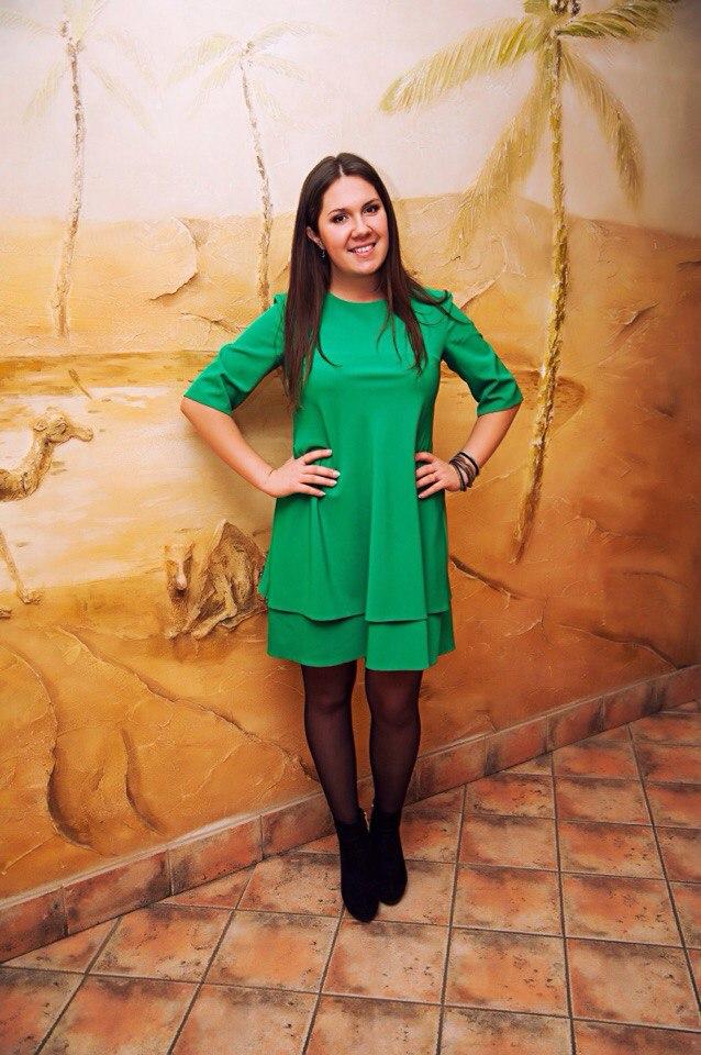 Номинант на титул «Татар кызы — 2016 Ульяновск»: Гелия Хайбуллова