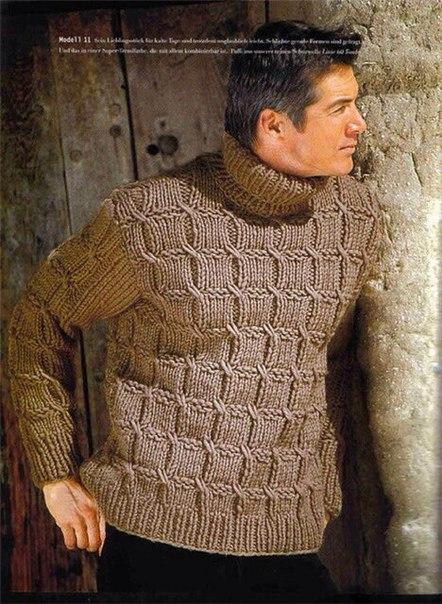 А как бы мне свитер такой за получить..?