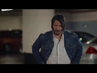 Keanu Reeves in series Swedish Dicks-1. 2016