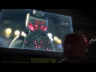 LEGO Marvel Новые Мстители - Эпизод 2 | Silent Films