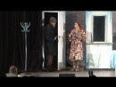 Спектакль Пять вечеров в городе Щербинка ноябрь 2015
