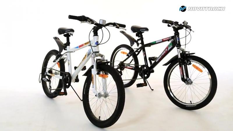 Велосипед Novatrack Pointer 2015 в магазине игрушек Ярик76.рф