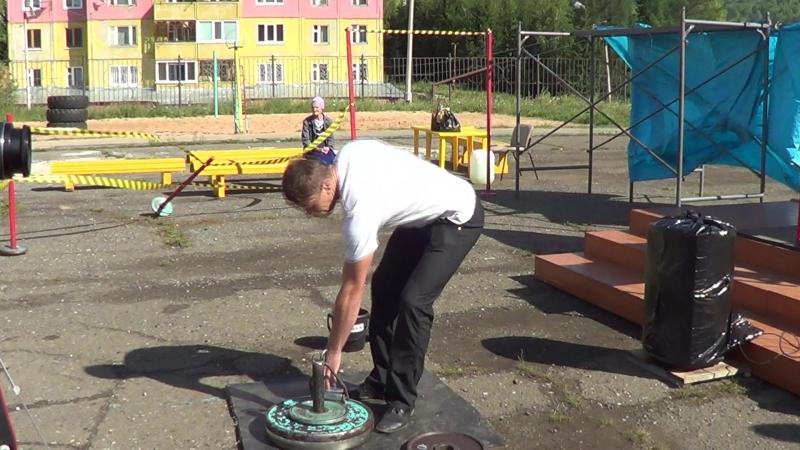 Армлифтинг 40кг - Товбов, Волкодав, Шупеня и Кублицкий