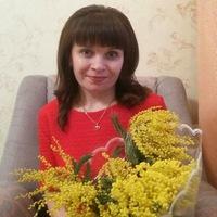 Анкета Аленка Николаенко