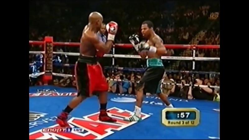 Live.Floyd Mayweather Jr. vs Shane Mosley Флойд Мэйвезер мл - Шейн Мозли UKR (Ю.Нестеренко,А.Шатерникова)