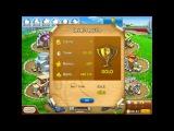 Веселая ферма Печем пиццу Коровья 1 Золото Farm Frenzy Pizza Party only GOLD Cow lane 1 (level 28)