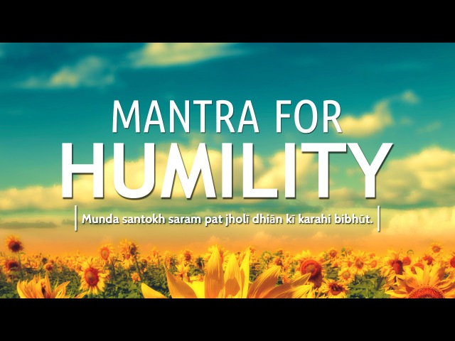 28 pauri Mantra for Humility - Aades Tisay Aades(I) | DAY29 of 40 DAY SADHANA