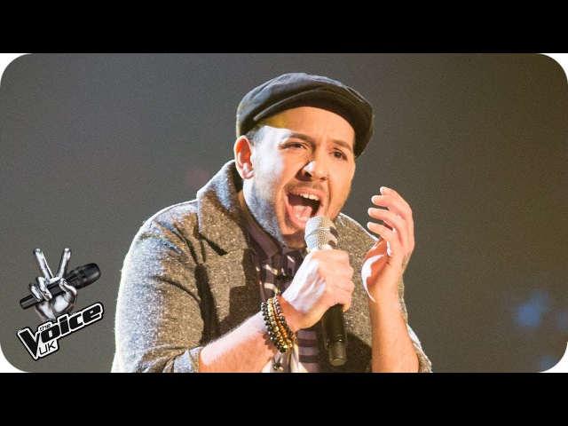 Deano performs 'Georgia On My Mind' Knockout Performance The Voice UK 2016