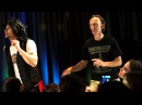 Julian Richings (Death) Dancing at NJCon 2014