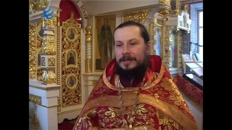 Праздничное богослужение в день памяти священномученика Николая Егорьевского.17 февраля 2016 года.