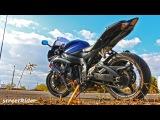 Тест-драйв мотоцикла Suzuki GSX-R 750 K7