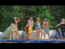 Sexy drinking dance on River Ландыши на Мане. Отрыв!