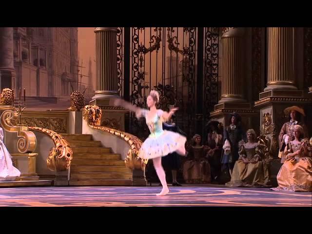 Sleeping Beauty Miettes–qui tombent Breadcrumb Fairy Variation The Bolshoi Ballet