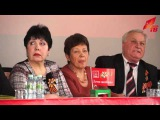 Доклад Председателя ЦС ООО «Дети войны» Н.В. Арефьева на II Съезде