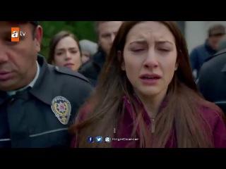 Kırgın Çiçekler 31.Bölüm - Polisler Cemre'yi götürüyor!
