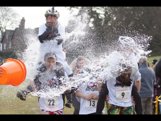 UK Wife Carrying Race 2016 movie