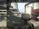 P1nky ace pistol round de_nuke