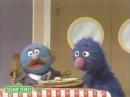 Sesame Street: Grover Serves A Burger
