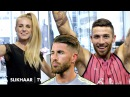 Sergio Ramos Hairstyle 2016 football Men's Hair