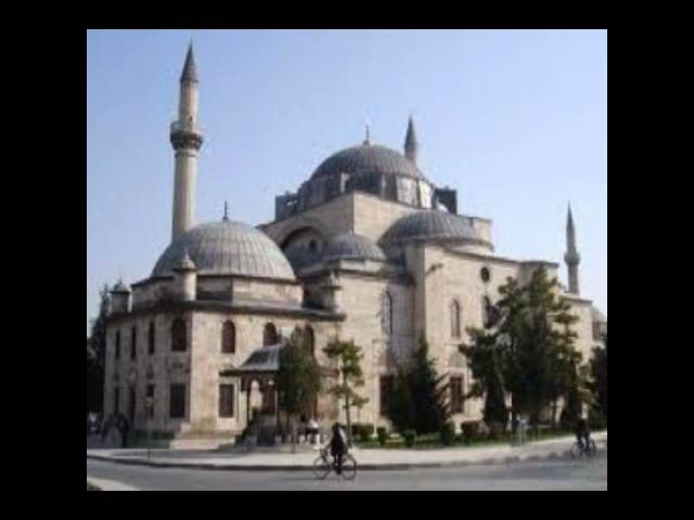 Ismail coşar ikindi ezanı (hicaz makamı)