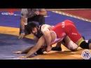 Marsagishvili (GEO) - Karimimachiani (IRI) 1/4 Final - FS 86 kg Gran-Prix Medved 2016 Minsk