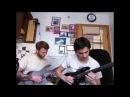 Shokran Machine Born Of Osiris double guitar solo cover