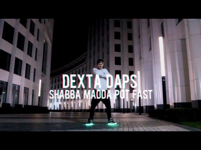 Zumba Dancehall Dexta Daps - Shabba madda pot Choreography by Perekin Anton