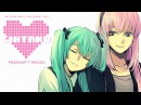 MIKU LUKA Cintaku REDSHiFT Remix