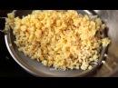 Салат с булгуром сыром и стручковой фасолью