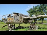 Abandoned WW2 aircraft graveyard 2016. Missing Planes WW2. Abandoned military aircraft
