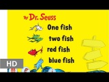 One Fish Two Fish Red Fish Blue Fish Official HD Read Aloud Story