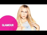 What Amy Schumer Is REALLY Thinking at Her Glamour Cover Shoot