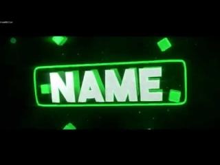 Intro For YouTube (Blender)