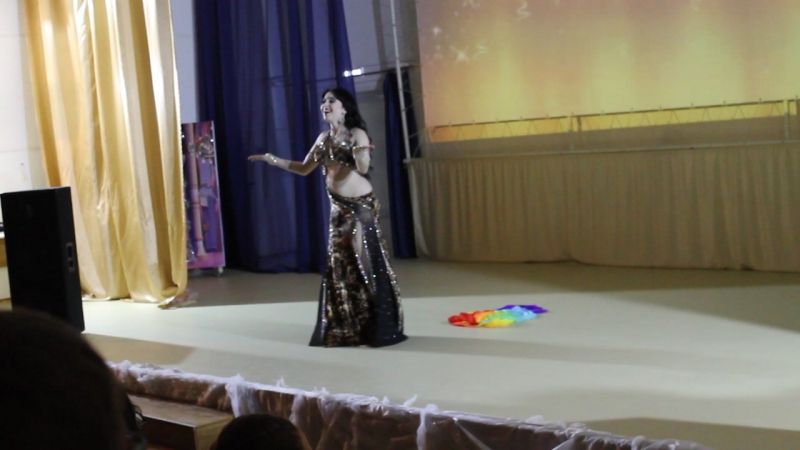 Саулина(Казакова) Софья - Eani Ya Eani табла