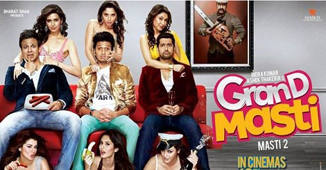 Great Grand Masti Torrent