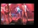 Пьяный отморозок и Голый Сергей Шнуров на сцене в Германии - группа Ленинград