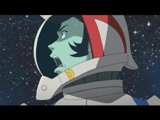 [Обзор Аниме] Космический Денди -- Space Dandy