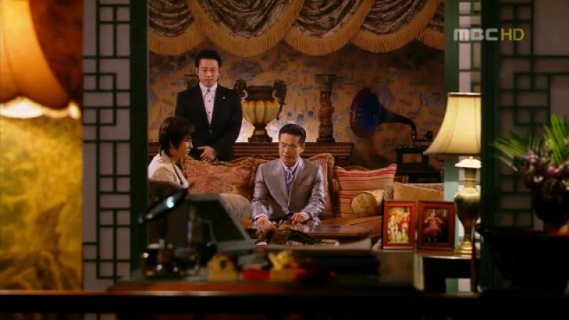 Дворец / Palace / Goong / 궁 22 серия (Озвучка GREEN TEA)