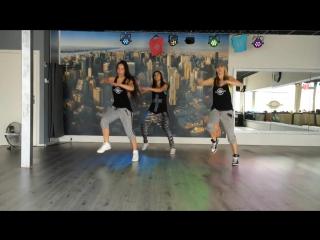 Очень лёгкий танец 2.zumba