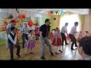 Танец девочек с папами на выпускном Стиляги в детском саду №53 г. Улан-Удэ