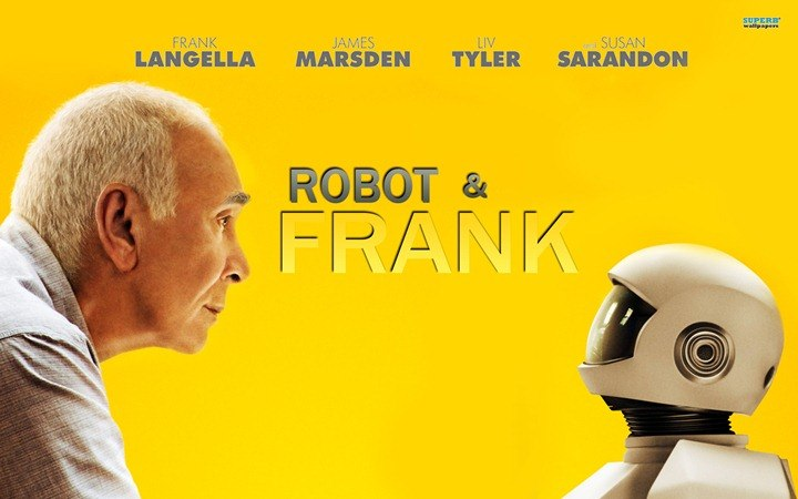 Робот і френк (відгук)