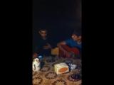 Ekrem Qulami QARSIMDA SERAB canli ifa