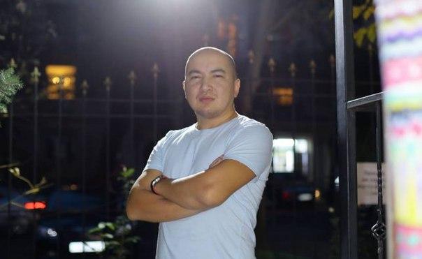 Данияр Кдыров